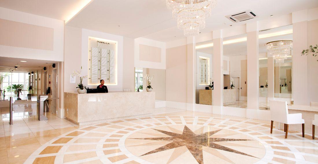 Lobby Península Office