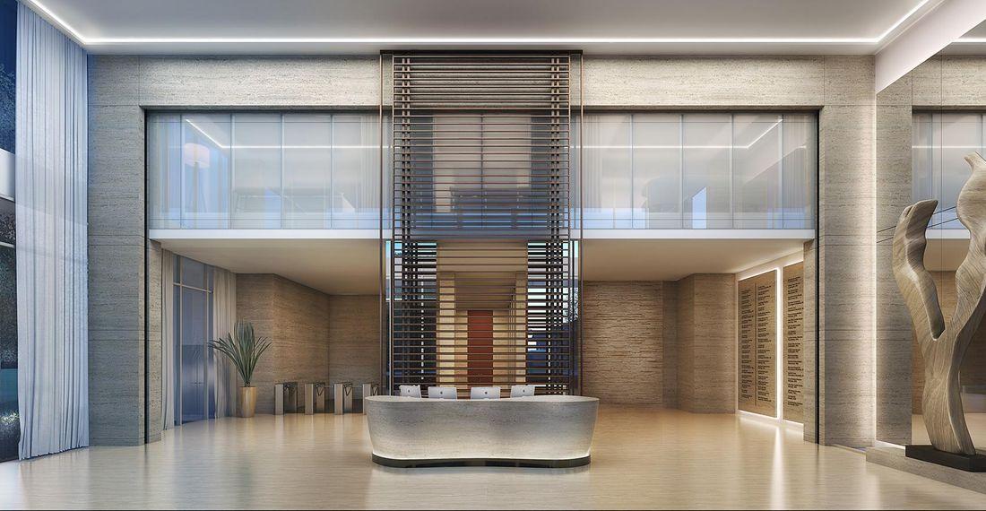 Lobby--Torre-Sul---2ª-Incorporação