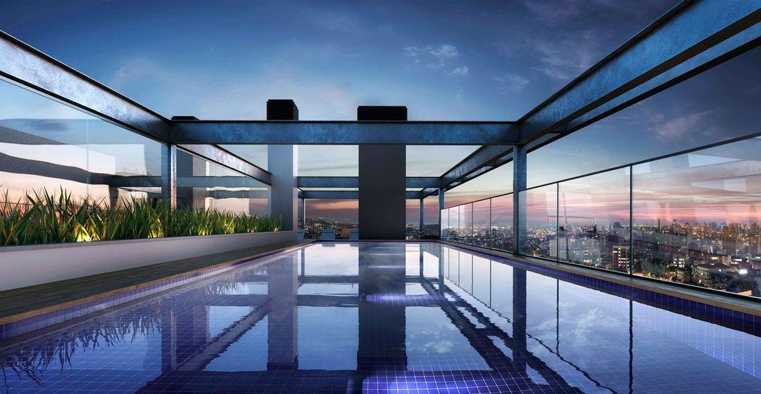Piscina Rooftop