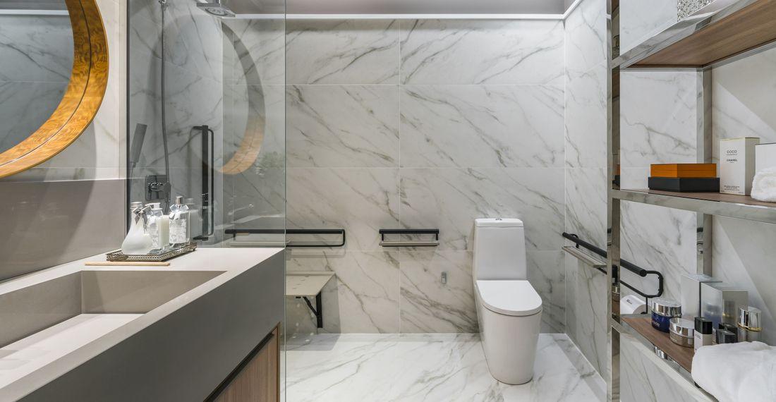 Banheiro acessibilidade