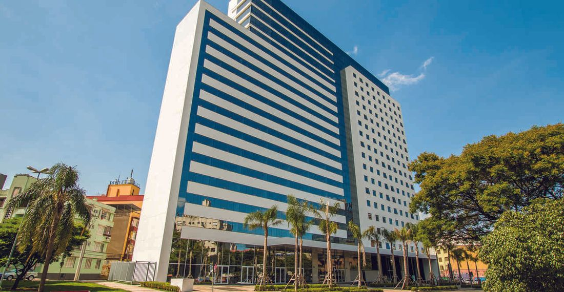 Fachada Duo Concept Hotel